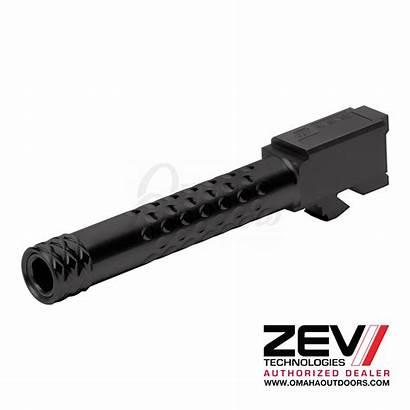 Glock Barrel Gen 9mm Conversion Zev Tech