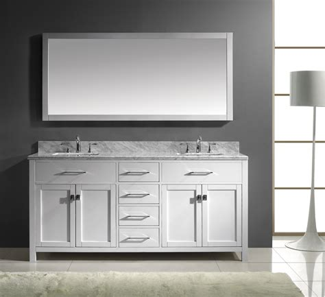 white bathroom vanity and storage cabinet ideas