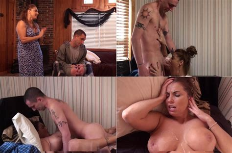 Stacie Starr Faking And Fucking Crazy Mommy Incest