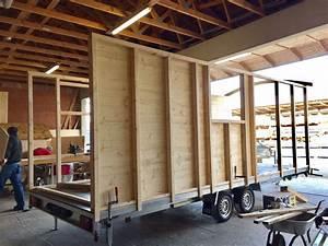 Aufbau Dämmung Dach : zirkuswagen holzaufbau aufbau mit d mmung dach ~ Whattoseeinmadrid.com Haus und Dekorationen