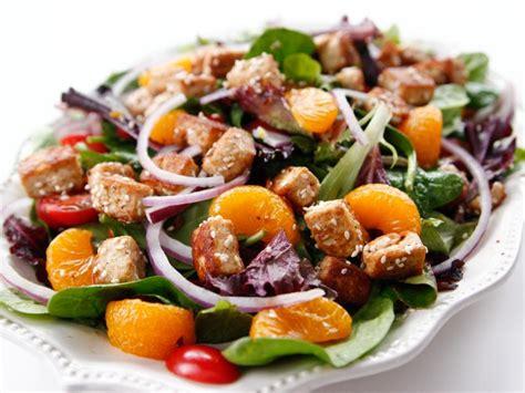 sesame tofu salad recipe ree drummond food network