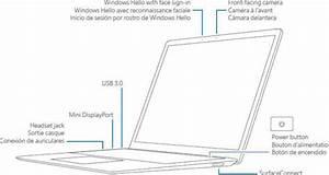 Microsoft 1782 Portable Computing Device User Manual Model