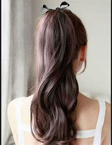 Coiffure Queue De Cheval : coiffure queue de cheval haute mariage ~ Melissatoandfro.com Idées de Décoration