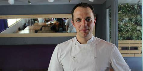 #cuestionariogourmet Del Chef Inglés James Knappett