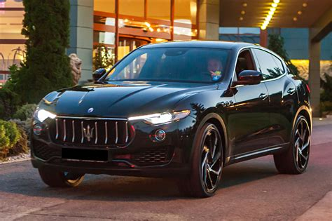 Prenájom auta Maserati Levante Diesel 3,0 automat 4x4 NEW ...
