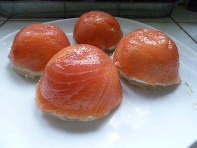 cuisiner fond d artichaut dôme de saumon sur fond d 39 artichaut copie demarle