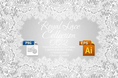 royal lace collection   images visiting card