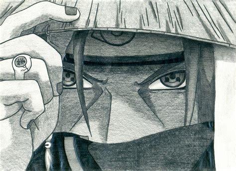 amazing itachi drawing itachi naruto uzumaki drawings