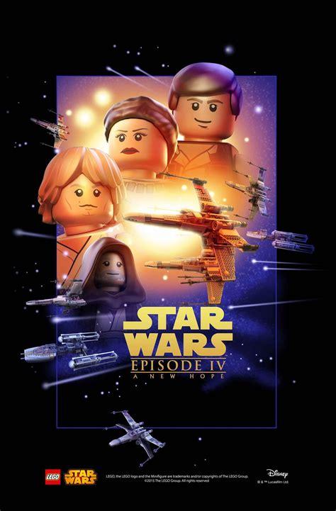 See Drew Struzans Lego Star Wars Posters
