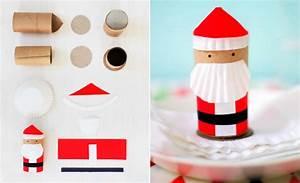 Weihnachtsmann Basteln Aus Pappe : weihnachtsmann basteln aus verschiedenen materialien 15 ~ Haus.voiturepedia.club Haus und Dekorationen