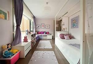 105 idees d39amenagement pour une chambre d39enfant With couleur pour un couloir 8 comment amenager une petite chambre elle decoration