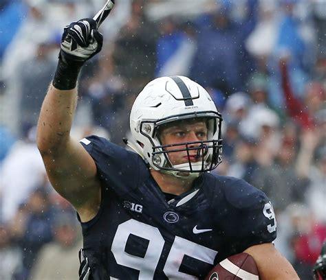 Penn State's Carl Nassib named Big Ten Defensive Player of ...
