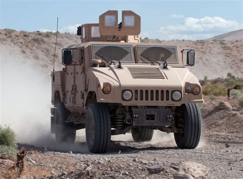 humvee view humvee with chimney for safety draws military s interest
