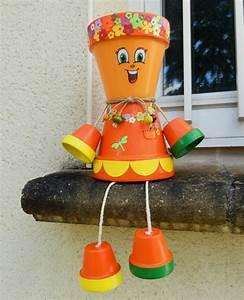 Creation Avec Des Pots De Fleurs : r sultat de recherche d 39 images pour cr ations avec des ~ Melissatoandfro.com Idées de Décoration