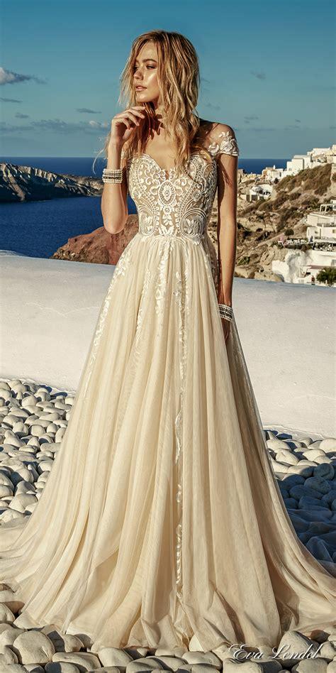 wedding dress with color lendel s 2017 bridal collection crazyforus