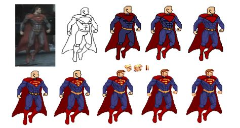 Injustice 2 Wallpaper Hd Injustice Superman By Pixel M On Deviantart