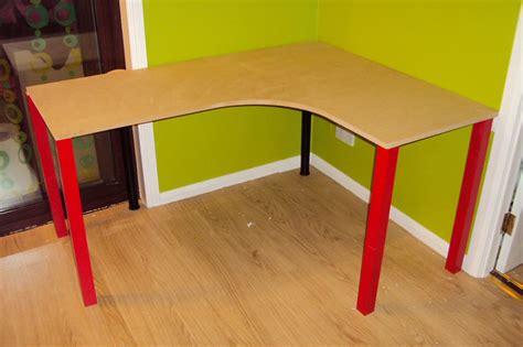 diy corner desk ideas   build today