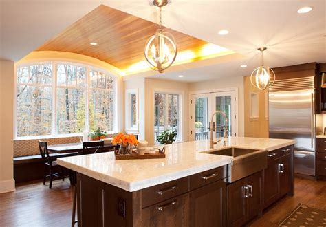 Kitchen Bay Window Seating Ideas - breakfast nook ideas references for your home