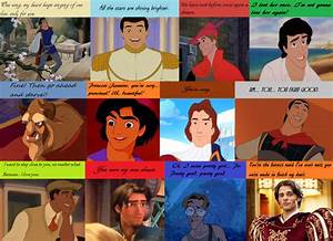 Disney Prince Pick-up Lines by KoolKatKaitlynAATC on ...