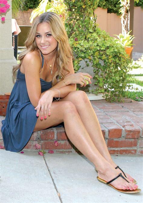 Lauren Conrad Feet Celebrity Pictures