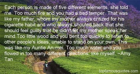Five Elements Quotes Best 6 Famous Quotes About Five Elements