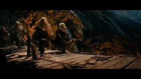 I just got done watching goblin slayer. The Hobbit: And Unexpected Journey - Escape of the Goblin town (Full HD) - YouTube