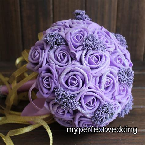 creative high quality purple pink red roses floral