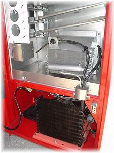 Vintage Retro Coke Machine Bars And Booths