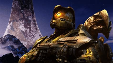 What Happened To Master Chief And Arbiter Between Halo 5's