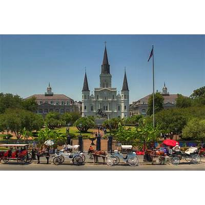 The TOP 5 Places to Run in New Orleans – Campus Recreation