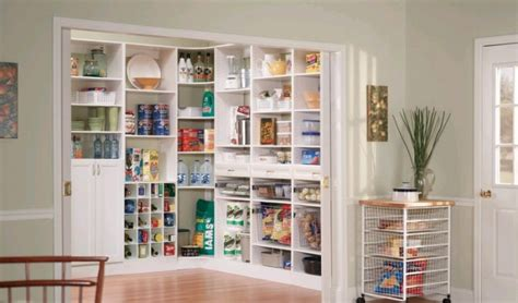 kitchen cabinet pantries vs walk in pantries designwud