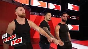 Top 10 Raw moments: WWE Top 10, October 23, 2018 - YouTube