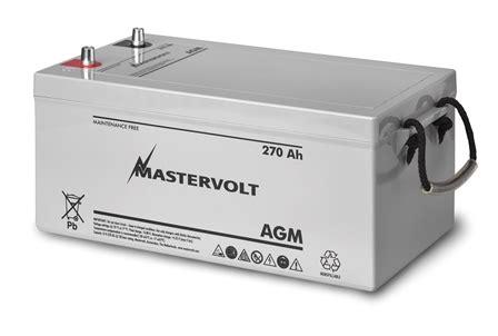 Lade Pannelli Solari by Akku Mastervolt Agm 12 270 12v 270ah Agm Batterien