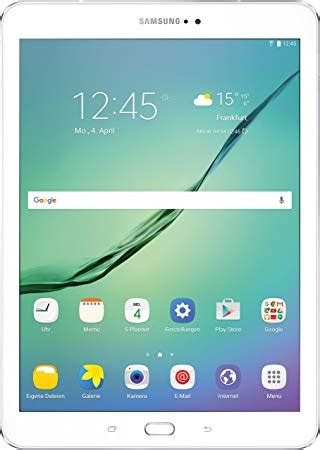 samsung galaxy tab s2 t813n tablette tactile 9 7 quot 24 64 cm 32 go android wi fi 1 prise