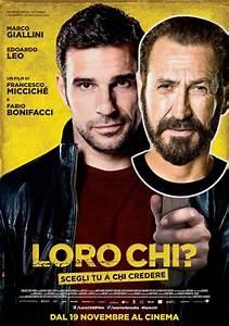 Loro Chi   In Esclusiva Il Poster Della Commedia Con Edoardo Leo E Marco Giallini