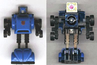 STA: Transformers: Blue Bumblebee