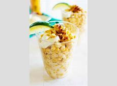 Mexican Corn in a Cup Kitchen Gidget