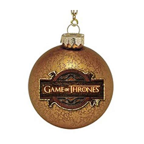 game of thrones glass ball ornament game of thrones gifts