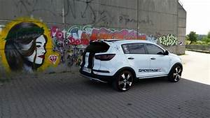 Tricked Out Kia Sportage Featuring A Wide Number Of