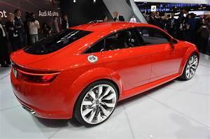 Audi Paris : audi tt sportback concept paris 2014 photo gallery autoblog ~ Gottalentnigeria.com Avis de Voitures