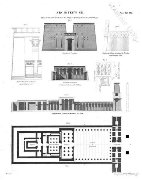Plan Elevation And Section Drawings  House Floor Plans