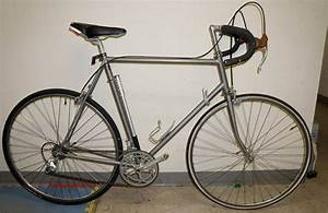 RARE Vintage Large Frame Trek 520 Road Bike 24 034 61cm ...