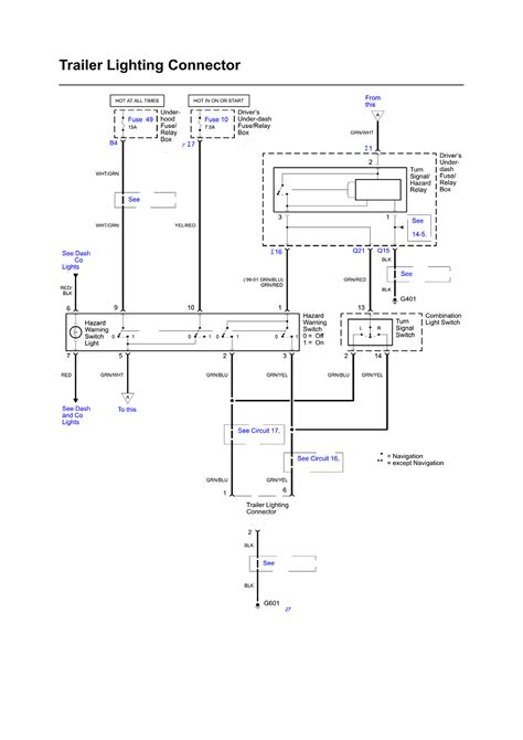 repair guides wiring diagrams wiring diagrams 41 of