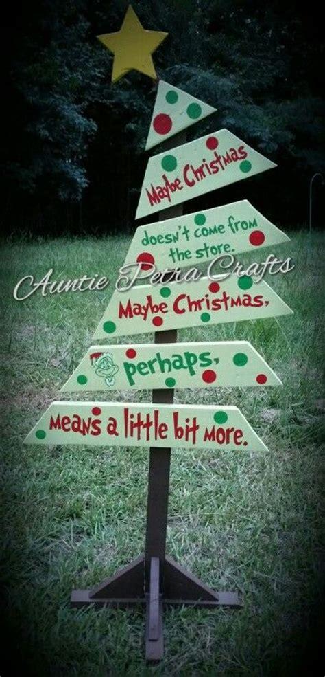 diy grinch christmas crafts  decorations sponge kids