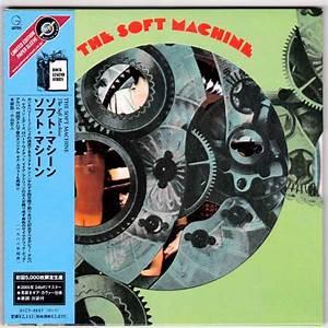 THE SOFT MACHINE (USED JAPAN MINI LP CD + PROMO SLEEVE & 2 ...