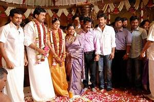 south movie gallery: tamil actor Karthik sivakumar_wedding ...