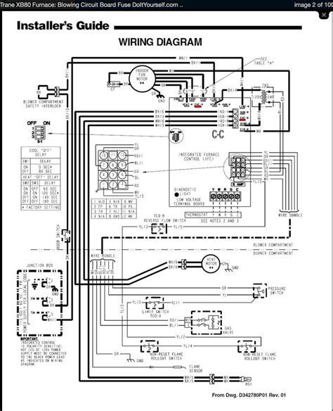 Trane Chiller Control Wiring Diagram Database