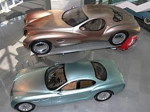 1995 Chrysler Atlantic & 1998 Chrysler Chronos Concept