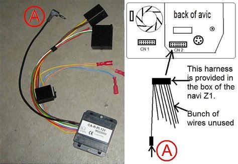 elegant pioneer avh xdvd wiring diagram