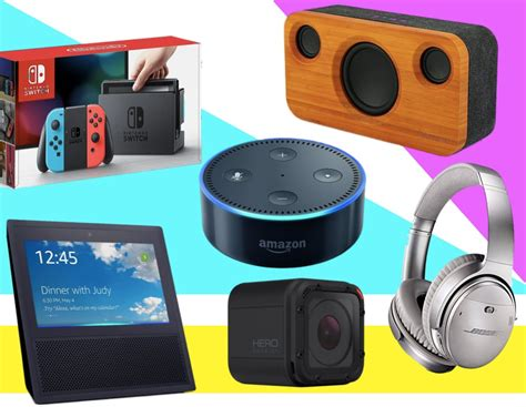 amazon christmas deals 2019 40 best tech gifts for men 2018 electronic gift gadgets